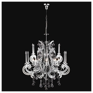 PLC 81876 Paris 8-light Style Chandelier Light