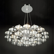 PLC 96985-PC Diamente 12-Light Chandelier