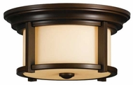 Feiss 10213 Merrill Flush Mount Outdoor Ceiling Light