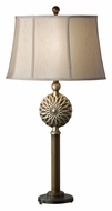 Feiss 10140FG/SLP Davidson 30 Inch Tall Firenze Gold Table Lamp