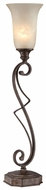 Lite Source LSC41207 Gibson Wrought Iron Buffet Lamp