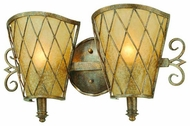 Troy B3062CG Marmont 2-Lamp Vanity Light