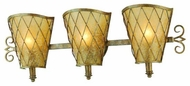 Troy B3063CG Marmont 3-Lamp Vanity Light