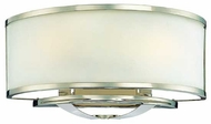 Troy B2192PN Crescent Small Contemporary Vanity Light
