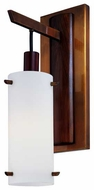 Troy B2341AGB Silver Lake Contemporary Wall Sconce