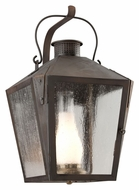 Troy B3763 Nantucket Large 22 Inch Tall Transitional Exterior Sconce With Lamping Options