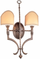 Troy B8852GB Hawthorne 2 Light Wall Sconce