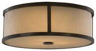 Feiss FM334HTBZ Preston Flush Mount Ceiling Light