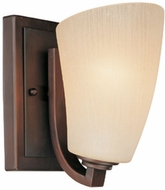 Troy B1481VN Rigoletto 1 Light Veneto Bronze Wall Sconce Lighting Fixture