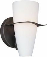Troy B1361 Wave 1 Light Contemporary Wall Sconce Lighting Fixture