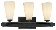 Troy B1683FR Palisade 3 Light Wrought Iron Vanity Fixture