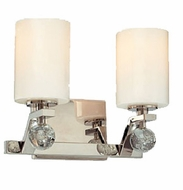 Troy B1932PN Tate 2 Light Vanity / Wall Sconce