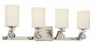 Troy B1934PN Tate 4 Light Vanity / Wall Sconce