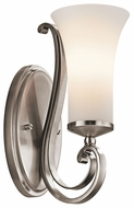 Kichler 45300CLP Wickham Antique Wall Sconce