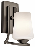 Kichler 42975OZ Holton Contemporary Wall Lamp Sconce