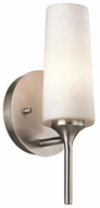 Kichler 42810CLP Kinsley Contemporary Sconce Light