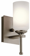 Kichler 42950SWZ Ladero Contemporary Wall Light Fixture