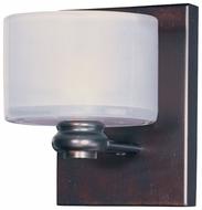 Maxim 22169FTOI Discus Oil-Rubbed Bronze Wall Sconce Light