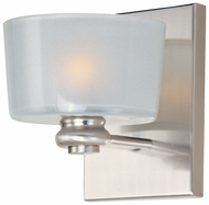 Maxim 22169FTSN Discus 1-lamp Satin Nickel Wall Lighting