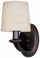 Maxim 21507DWOI Finesse Modern Wall Light Fixture in Oil-Rubbed Bronze