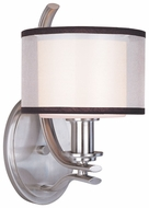 Maxim 23038SWSN Orion Modern 1-lamp Wall Sconce Lighting