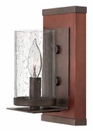 Fredrick Ramond 40200IRN Jasper 1-light Iron Candle Sconce