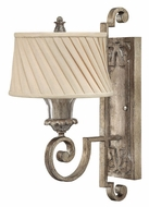 Fredrick Ramond 42720SLF Kingsley 1-light Wall Lighting Fixture
