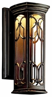 Kichler 49226OZLED Franceasi 15  Outdoor LED Wall Sconce