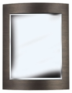 Kenroy Home 60037 Folsom Brushed Bronze Contemporary 35 Inch Tall Wall Mirror