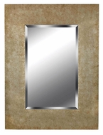 Kenroy Home 60093 Sheen Beveled 40 Inch Tall Deep Golden Copper Frame Mirror