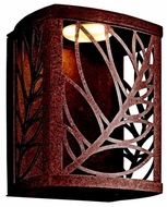 Kichler 49251AGZLED Takil Rustic Large Outdoor LED Wall Sconce