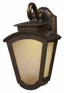 ELK 42240/1 Porter 13 Inch Tall Small Bronze Exterior Light Sconce