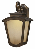 ELK 42241/1 Porter Medium Traditional Hazelnut Bronze Outdoor Wall Light Fixture