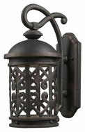 ELK 42362/1 Tuscany Coast LED 18 Inch Tall Medium Exterior Wall Lamp