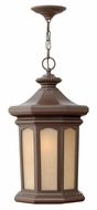 Hinkley 2132OZ Rowe Park Victorian Outdoor Hanging Pendant Light