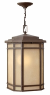 Hinkley 1272OZ Cherry Creek Outdoor Craftsman Pendant Light