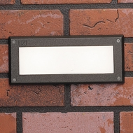 Kichler 15774 LED Acrylic Lens Brick Light