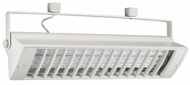 Grand 110W Biax Compact Fluorescent Low Voltage Track Lighting Head