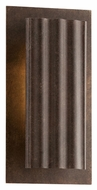 Troy BL3721 Dwell Small Country Rust Finish 10 Inch Tall LED Exterior Sconce