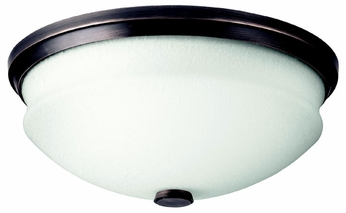 Kichler 10408 Pierson Flush Mount Fluorescent Lighting Fixture