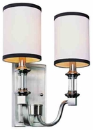 Trans Globe 7972 Modern Meets Traditional 2-light Wall Light
