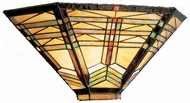 Kichler 69018 Tiffany Art Glass Creations 2 Light Pocket Sconce