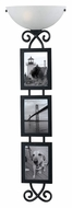 Kenroy Home 32019BRZ Gallery Picture Frame 40 Inch Tall Wall Lighting Fixture