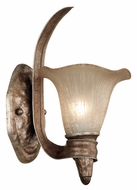 Kenroy Home 91141GSS Laurel Wall Sconce