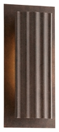 Troy BL3722 Dwell Medium 13 Inch Tall LED Country Rust Modern Outdoor Wall Lighting
