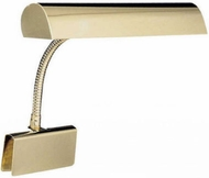 House of Troy GP-BRASS Grand Piano Lamp in Polished Brass