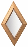 Kichler 78149 Rhombus 48 Inch Tall Wooden Small Home Mirror
