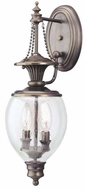 Troy B1251EB Royalton Outdoor Wall Sconce - 6.75 inches wide