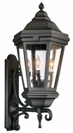 Troy BCD6834MB Verona Traditional Outdoor Wall Sconce - 16 inches wide
