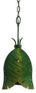 Varaluz 901M01 Banana Leaf Tropical Pendant